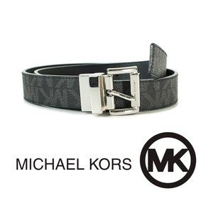Michael Kors Reversible Signature Logo Belt